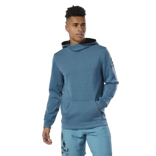 Sudadera WOR Double Knit Mineral Mist DW5107