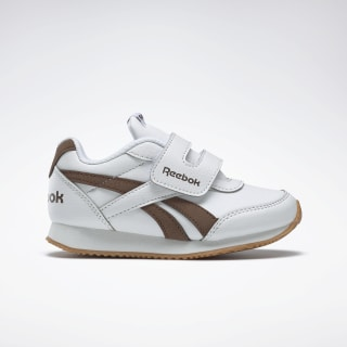 Reebok Royal Classic Jogger 2.0 Schoenen White / Brush Brown / Thatch DV9156