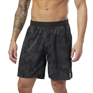 Reebok CrossFit Speed Shorts – Games Black DN6178