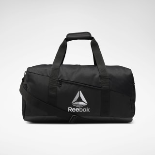 Спортивная сумка Training Essentials Grip Duffel Black/black EC5581