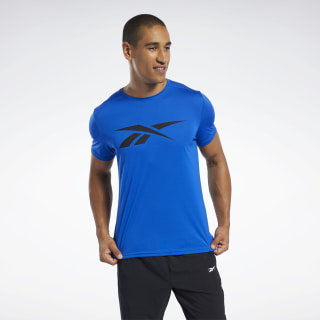 T-shirt Workout Ready Humble Blue FK6179