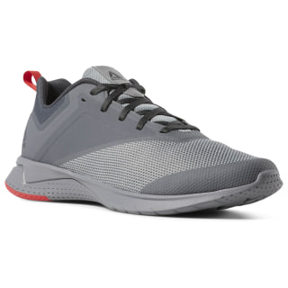 Print Lite Rush 2 True Grey/True Grey/Primal Red CN6213
