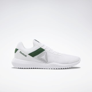 Zapatillas Reebok Flexagon Energy White / Clover Green / Silver Met. DV6047