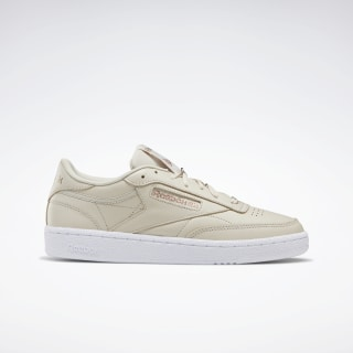 Club C 85 Shoes Stucco / White / Pantone EH0660
