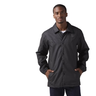 Casual Coach Jacket Black CE5033