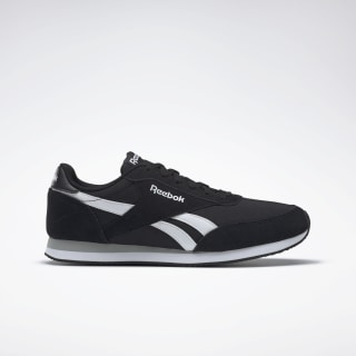 Reebok Royal Classic Jogger 2 Black / White / Baseball Grey V70710
