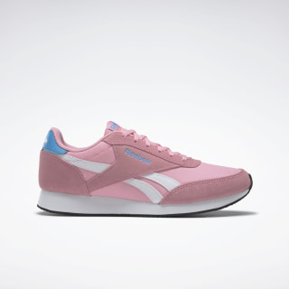 Reebok Royal Classic Jogger 2.0 Schoenen Light Pink / Cyan / White / Black DV6568