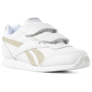 Reebok Royal CLJOG 2 2V White/Gold Metallic DV6948