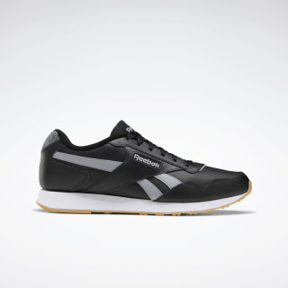 Reebok Royal Glide Lux Shoes Black / Cool Shadow / White EF7659
