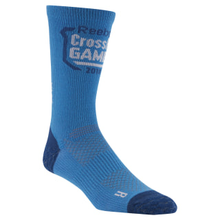 Reebok CrossFit Engineered Crew Socks Mendota Blue DN1535