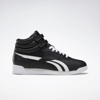 Freestyle Hi Shoes Black / White / None DV7770