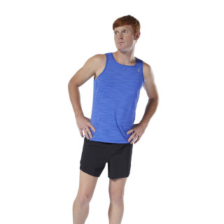 Run Essentials ACTIVCHILL Singlet Crushed Cobalt DP6757