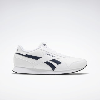 Reebok Royal Classic Jogger 3.0 Shoes White / Collegiate Navy / Black EF7790