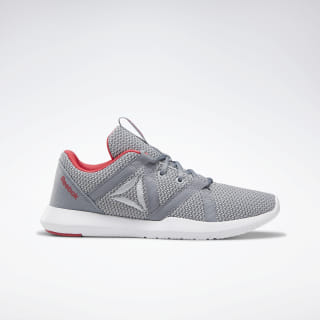 Reebok Reago Essential Shoes Cold Grey 2 / Cold Grey 4 / Pink DV9379