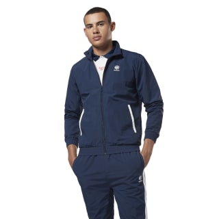 Classics Trainingsjack Collegiate Navy FI6502