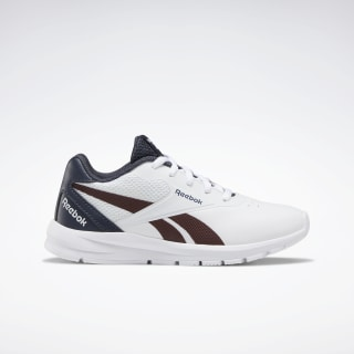 Reebok Rush Runner 2.0 White / Collegiate Navy / Burnt Sienna EF6679