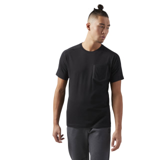 Training Supply MOVE Tee Black CF3728