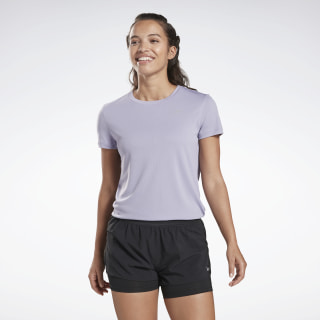 Running Essentials Speedwick Tee Violet Haze FK6517