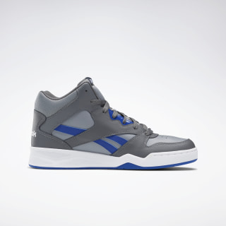 Reebok Royal BB 4500 Hi 2 Men's Basketball Shoes Cold Grey / COBALT / WHITE DV6691