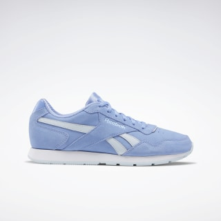Reebok Royal Glide Shoes Cornflower Blue / Glass Blue / White EF7492