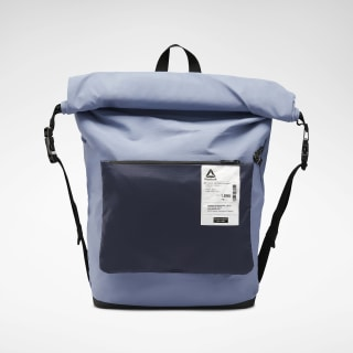 Training Supply Bag Washed Indigo EC5565