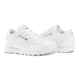 Classic Leather - Neonati e Bambini White 50192