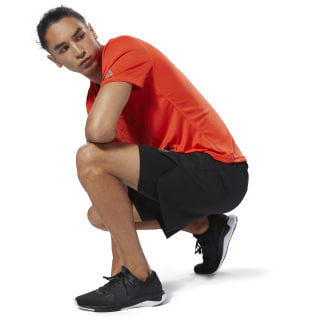 Running 2-in-1 Shorts Black CY4703