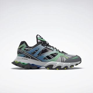 Buty Reebok DMX Trail Shadow Steel / Black / Bottle Green FV5632