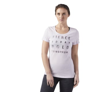 Fierce Today T-Shirt Quartz CF4500