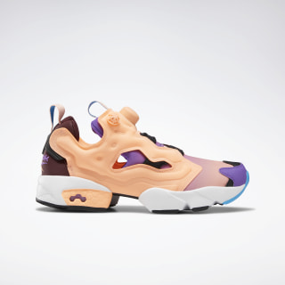 Кроссовки Reebok InstaPump Fury OG SUNGLOW/GRAPE PUNCH/CYAN DV7188