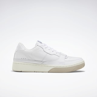 Кроссовки Reebok Dual Court White/white/chalk/STUCCO EG6022
