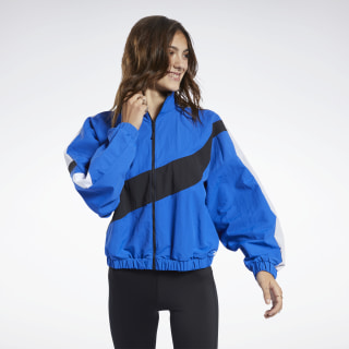 Meet You There Jacket Humble Blue FK6791