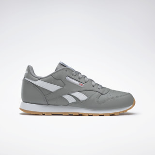 Classic Leather True Grey / White DV9608