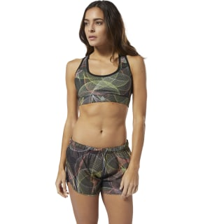 Running Hero Racer Padded Bra Black DU4254