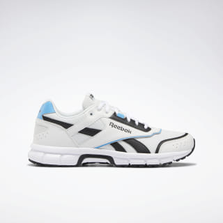 Reebok Royal Run Finish True Grey / Black / Cyan / White DV8776