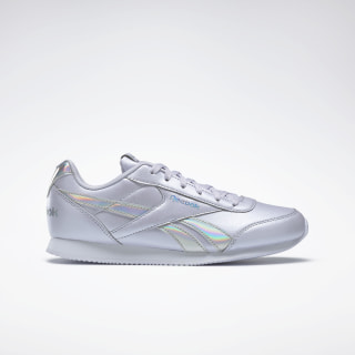 Reebok Royal Classic Jogger 2.0 Shoes Lucid Lilac / Iridescent DV9006