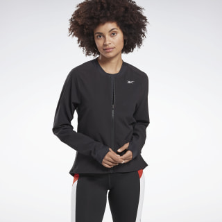 One Series Running Hero Jacket Black FL0094