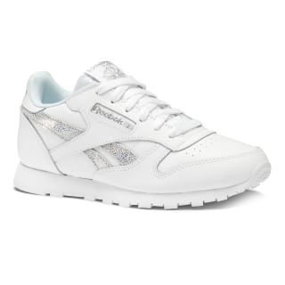 CLASSIC LEATHER Ss-White/Dreamy Blue/Tin Gry DV3614