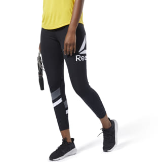 Legging avec grand logo Workout Ready Black DY8096
