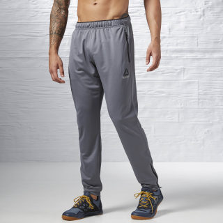 Workout Ready Stacked Logo Trackster Pant Alloy AP4231