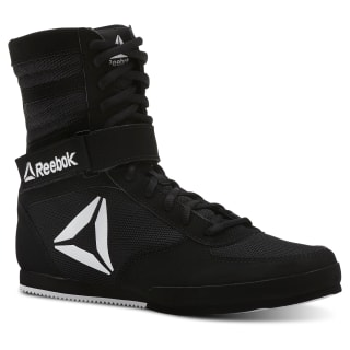 Reebok Boxing Boot Black / White CN4942
