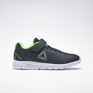 Reebok Rush Runner Collegiate Navy / Solar Green / Pewter DV8727