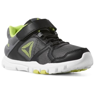 YOURFLEX TRAIN 10 ALT Black / Alloy / Neon Lime DV3608
