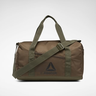 Active Foundation Grip Duffel Bag Small Army Green EH5563