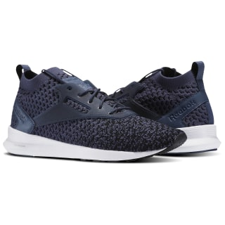 Zoku Runner Ultraknit Fade Smoky Indigo / Black / White BS6303