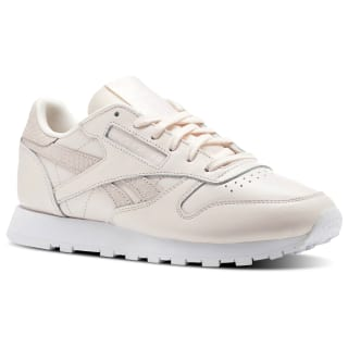 Classic Leather PS Pastel Pale Pink/White CM9160