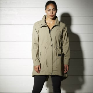 The Noble Fight Fish Tail Parka Green / Khaki S96562
