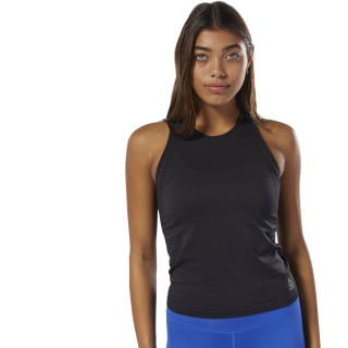WOR Meet You There Seamless Tank Top Black DP6711
