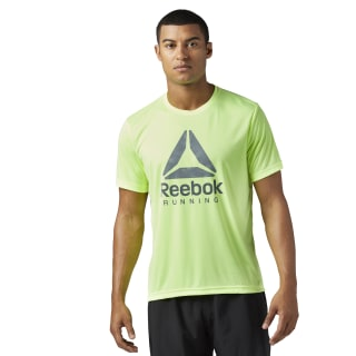 RUN GRAPHIC TEE Electric Flash BR4414