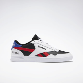 Zapatillas Reebok Royal Techque T Black / White / Primal Red FU7858